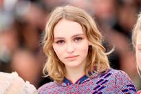 Lily Rose Depp dazzles at her prom amid dad Johnny Depp's divorce drama