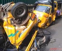 Racer who crashed Porsche into rickshaws, to pay INR 27.5 lakh as compensation