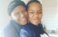 Muvhango's Mona Monyane is loving motherhood