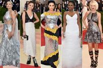 Beyonce nude latex Met Gala dress receives mixed reviews -