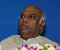 Kharge takes charge as new Railway Minister