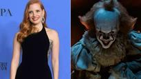 Jessica Chastain in talks to star in Stephen King's 'It' sequel