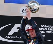 From karting champion to youngest F1 race winner: All you need to know about Max Verstappen