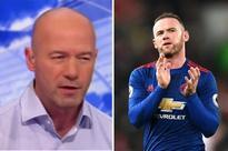 Alan Shearer blasted for Wayne Rooney Man Utd top goalscorer comments on MOTD