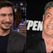 Sylvester Stallone, Adam Driver team up for adaptation of Afghan war veteran's memoir