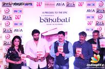'Bahubali' First Book Launched