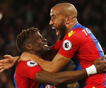 EPL PHOTOS: Arsenal cave in at Palace, blow chance for top-four finish
