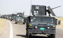 Noose tightened around Fallujah