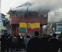 Handwara firing:Geelani calls for shutdown in Jammu & Kashmir,Toll touches three