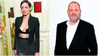Rose McGowan describes sexual assault by Harvey Weinstein in new memoir