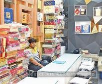 No cash for cards: Chawri Bazaar card biz hit by demonetization