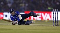Hales to have x-ray on finger injury