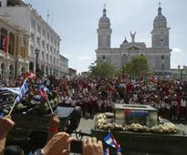 Cuba back to routine nine days after Fidel Castro's death
