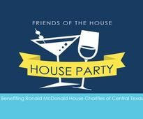 Ronald McDonald House Charities of Central Texas presents House Party