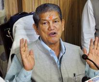 CBI questions Uttarakhand CM Harish Rawat