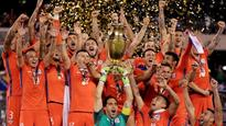 In Pictures | Messi breaks down as Chile celebrates Copa America Centenario win