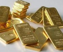 Gold seized from train in Assam