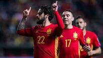 World Cup Qualifiers: Spain ease to 4-1 victory over Israel to stay top of Group G