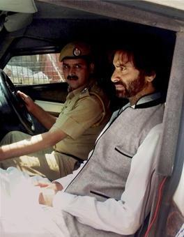 JKLF chairman Yasin Malik arrested