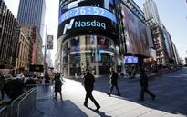 Stocks turn lower as drugmakers drag health stocks down