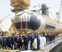 French firm DCNS eyes project for upkeep of Scorpene submarines