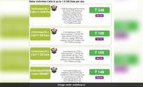 Recharge plans: Airtel vs Jio vs Vodafone