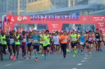 Ethiopian athletes win Xiamen International Marathon