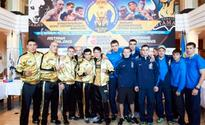 Astana Arlans defeating Ukrainian Atamans 6-5 is champion of Boxing World Series