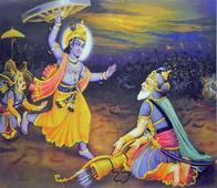 5 Times Lord Krishna Played Tricks in Mahabharata for His Own Benefit