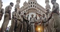 Tight security in Hyderabad for Ganesh immersion