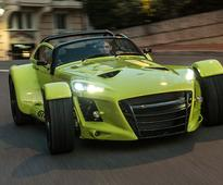 Dutch Automaker Donkervoort Unveils D8 GTO-RS Limited Edition