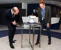 Prince William: Andrew 'should have won GBBO'