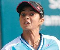 Ankita Raina creates upset in India's loss