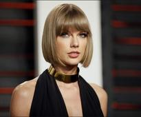 Taylor Swift tops Forbes' list of highest-paid celebrities