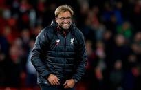 Jurgen Klopp had a cheeky dig at Jose Mourinho after Liverpool beat West Brom