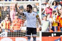 Middlesbrough signs Alvaro Negredo on loan from Valencia