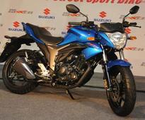 India-Made Suzuki Gixxer Exported To Japan
