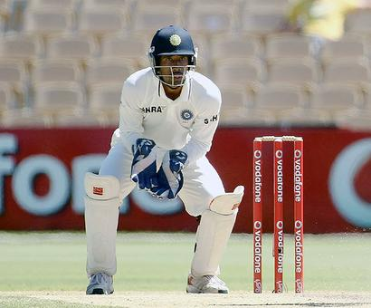 Ganguly throws his weight behind Wriddhiman Saha