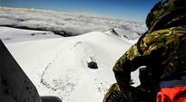 NZ Air Force rescues Dutch tramper