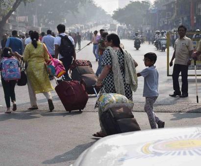Maha bandh: 12 flights cancelled, 235 delayed at Mumbai airport