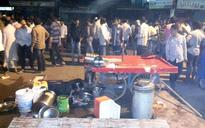 Mumbai: MNS workers thrash shopkeepers for not putting up signs in Marathi