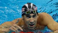 Column: Phelps stops Olympic clock for us all