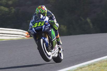 MotoGP: Rossi wins Spanish Grand Prix from pole
