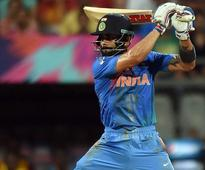 Ind-WI WT20 Semis: Kohli Continues Stellar Show With Cracking Fifty
