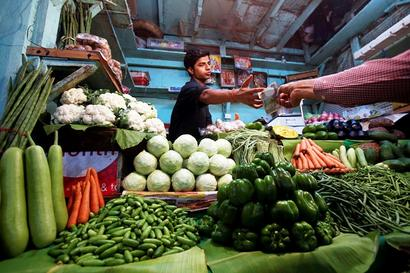 Veg prices peak most since NDA came to power