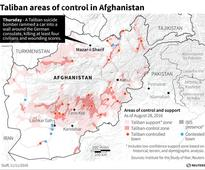 US officials are worried about deepening ties between Russia and the Taliban