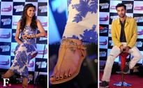 Images: Ranbir, Deepika at the promotion of Yeh Jawani Hai Deewani