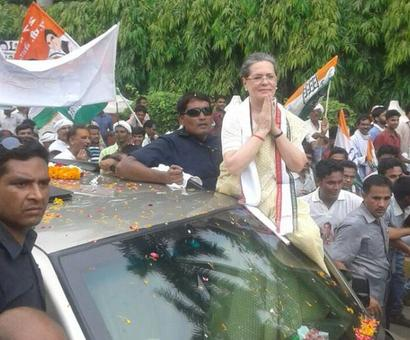 Sonia to undergo medical check-up at hospital