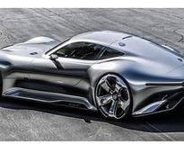 Mercedes-AMG 1000 Bhp Hypercar To Be Revealed At 2017 Frankfurt Motor Show