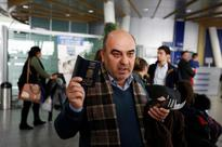 Trump order dashes dreams of Iraqi family bound for United States